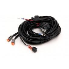 Комплект проводки для двух фар - серии Utility 12В