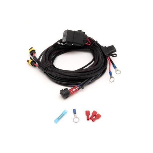 Комплект проводки для двух фар - малой мощности 12В