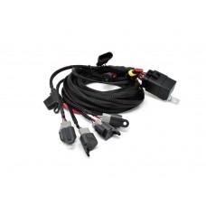 Комплект проводки для четырех фар - серии Carbon 12В