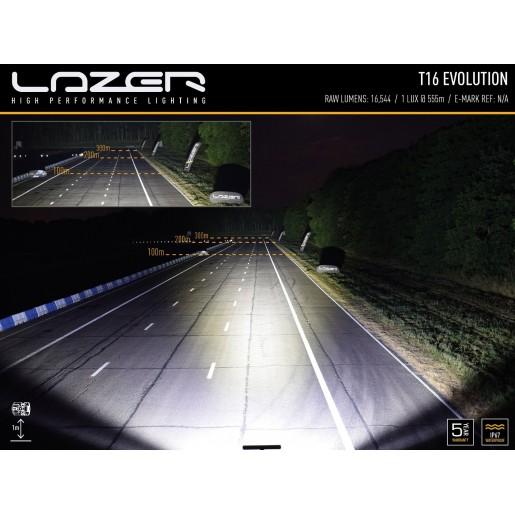 Светодиодная балка Lazerlamps ST16 Evolution 0016-EVO-B