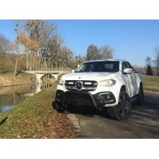 Комплект на Mercedes X-CLASS 2017+ GK-MBX-G2