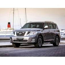 Комплект на Nissan Patrol Y62 SERIES 4 GK-Y62-G2