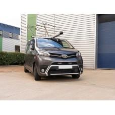 Комплект на Toyota Proace 2016+ с креплением на бампер VIFK-PROACE